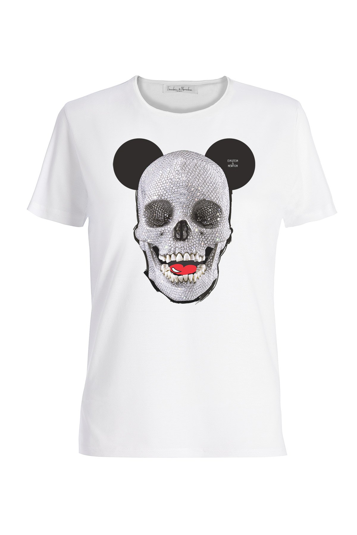 Skull Mouse Shirt Rodeo