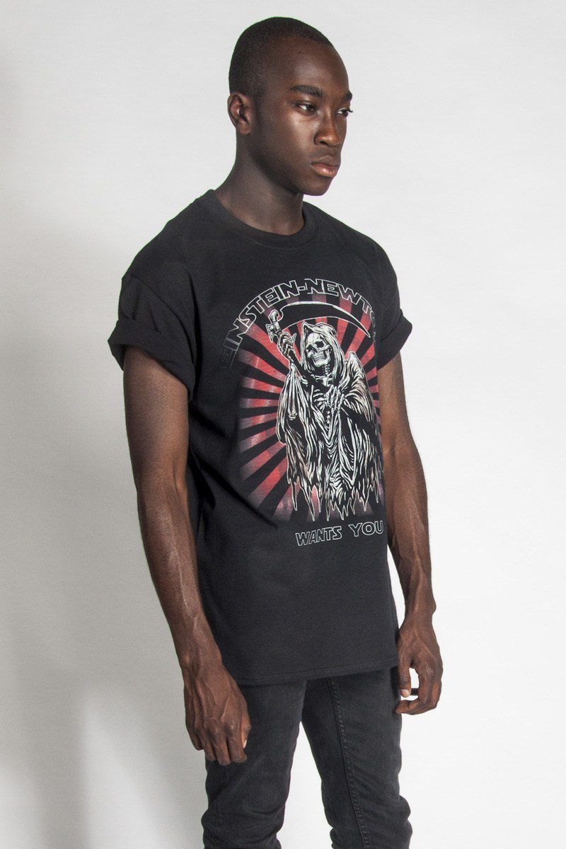 Grim Reaper Shirt Kingston