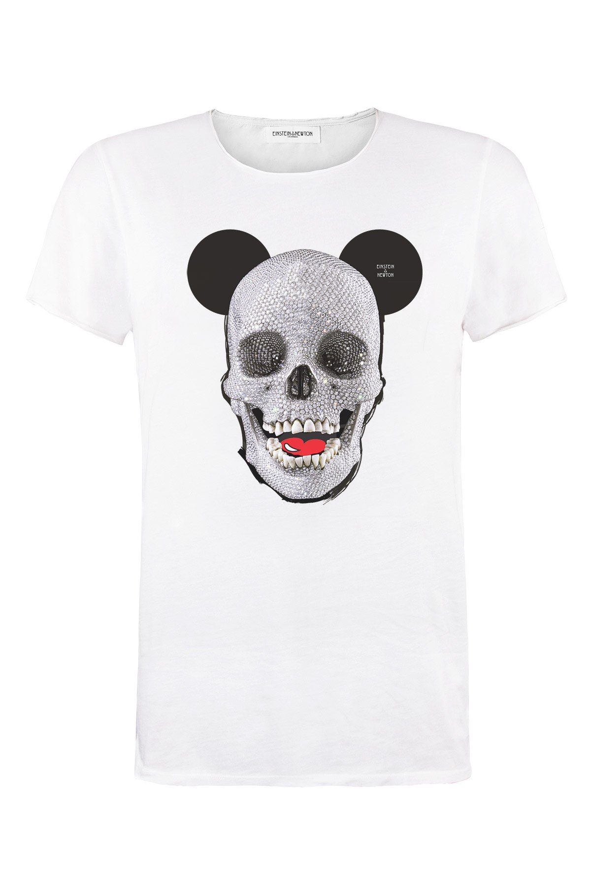 Skull Mouse Shirt Bass