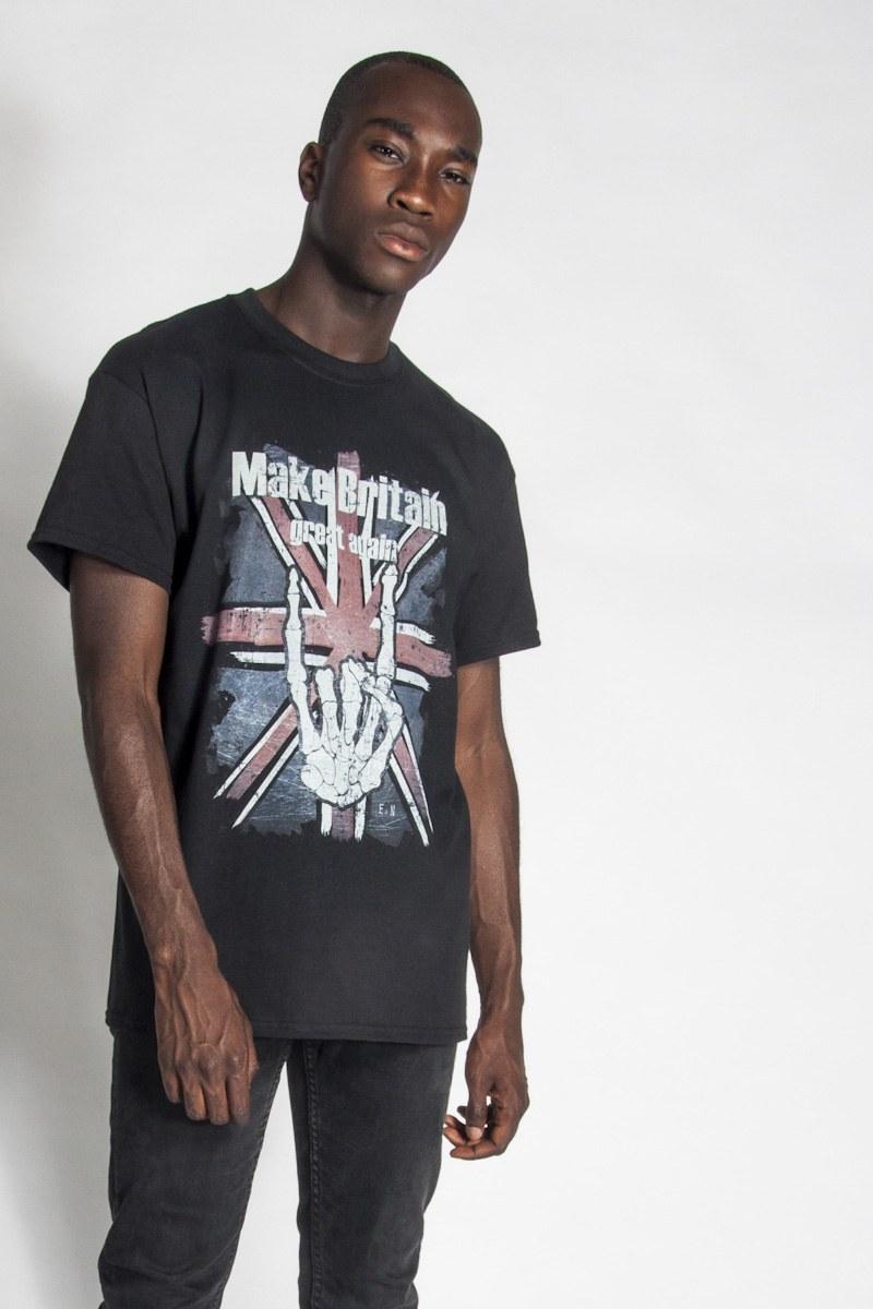Union Jack Shirt Kingston