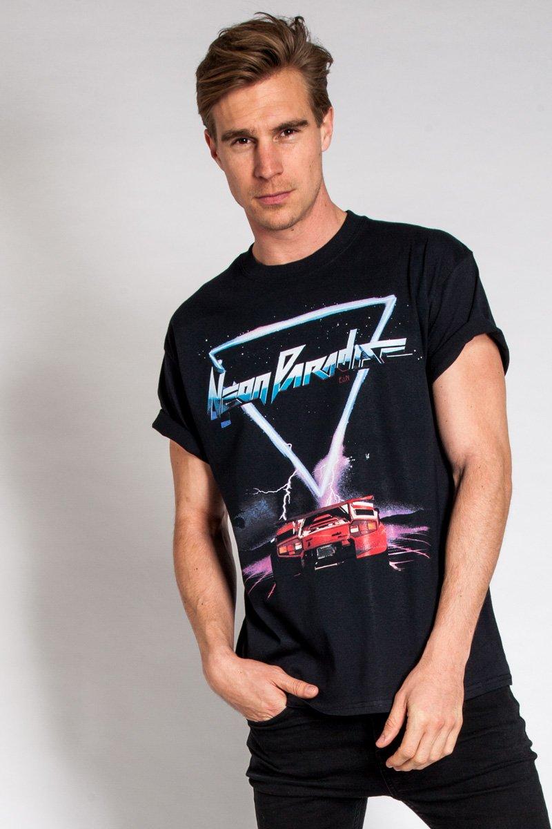 Neon Paradise Shirt Kingston