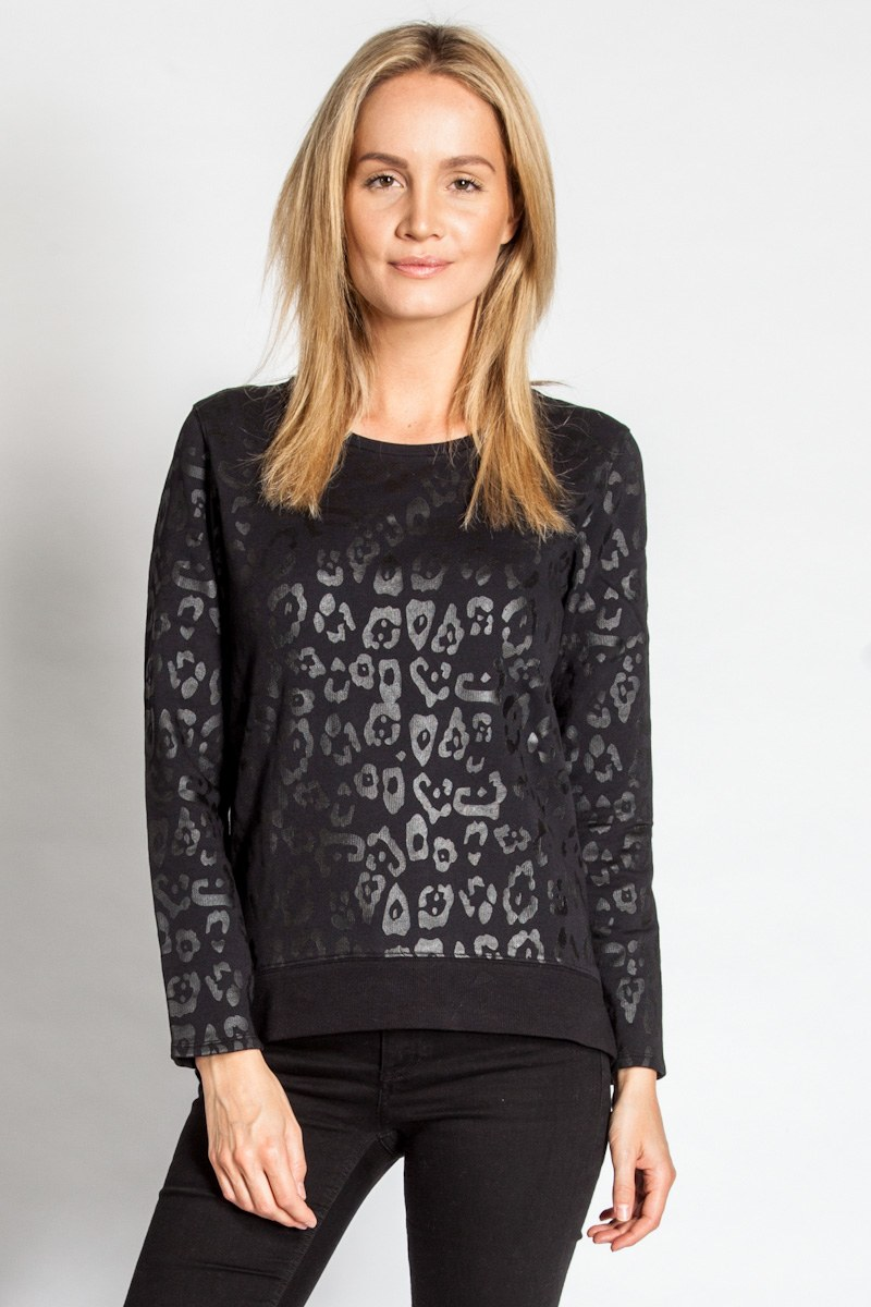 Leopard Sweater Maybury