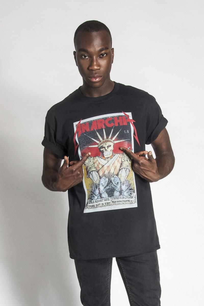 Anarchie Shirt Kingston