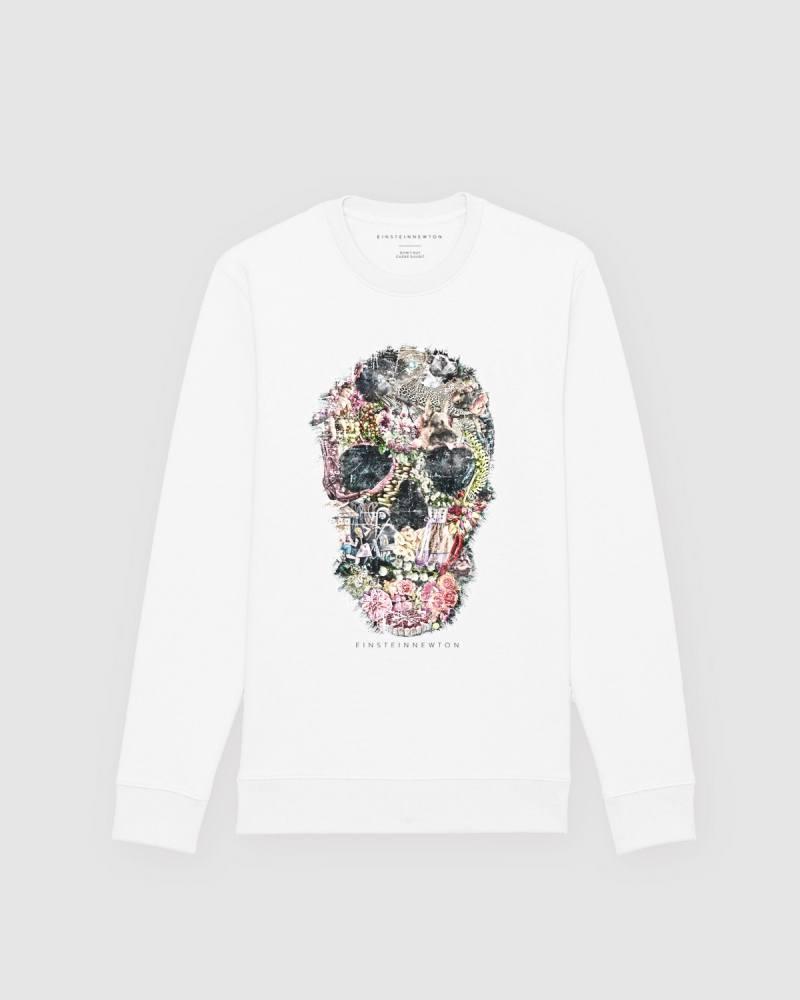 Crazy Skull Sweatshirt Klara Geist