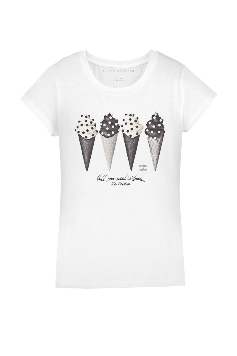 Need Ice Cream T-Shirt Rodeo