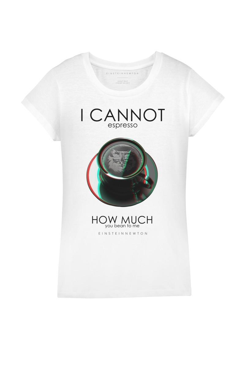 Espresso T-Shirt Rodeo