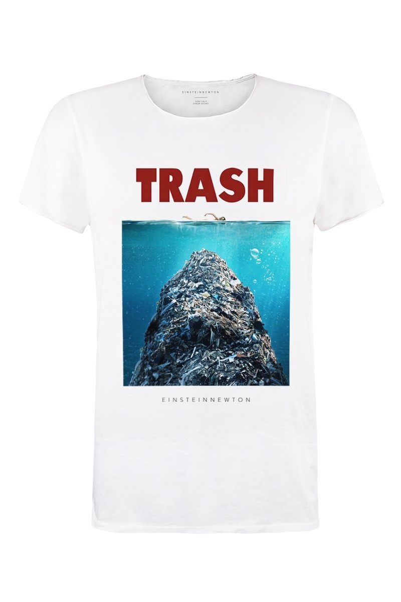Trash T-Shirt Bass