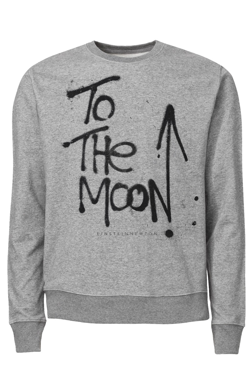 Moon Sweatshirt Raise