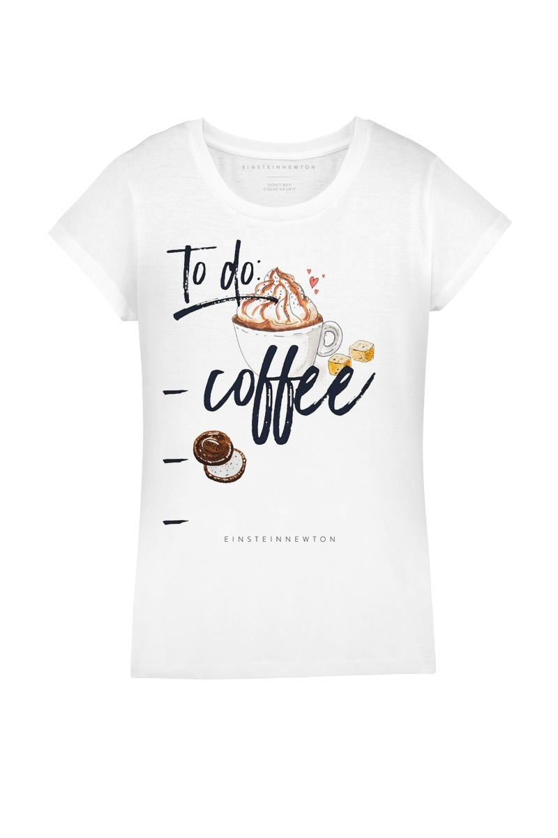 To Do Coffee T-Shirt Rodeo