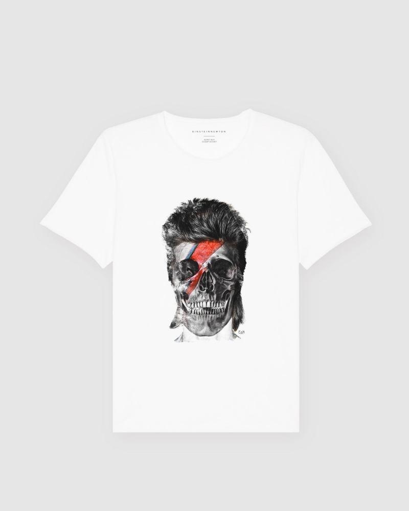 Flash Skull T-Shirt Bass