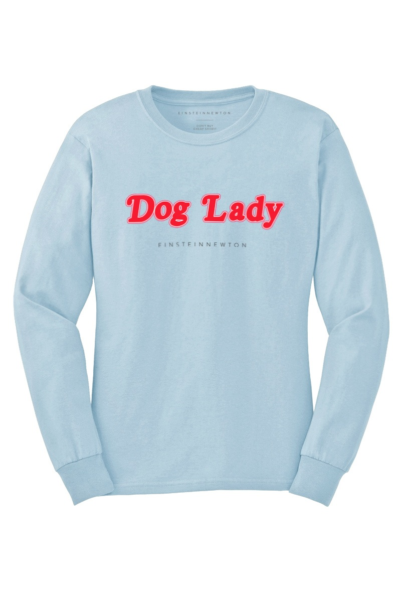 Dog Lady Sweatshirt Klara Geist