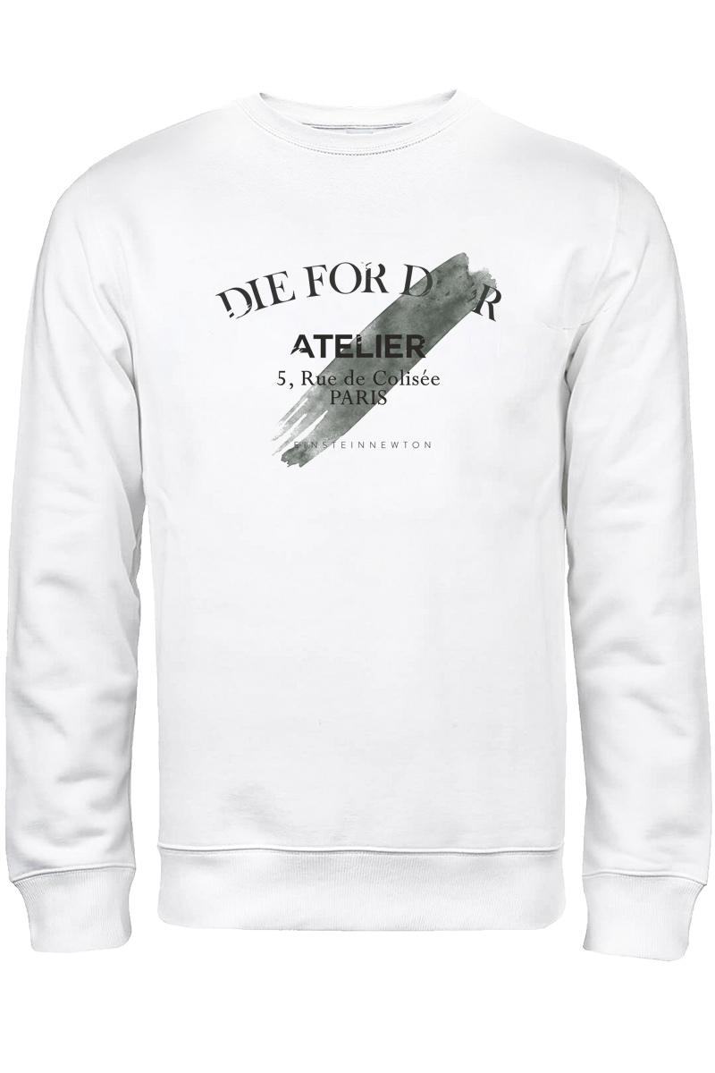 Green Atelier Sweatshirt Herr Kules