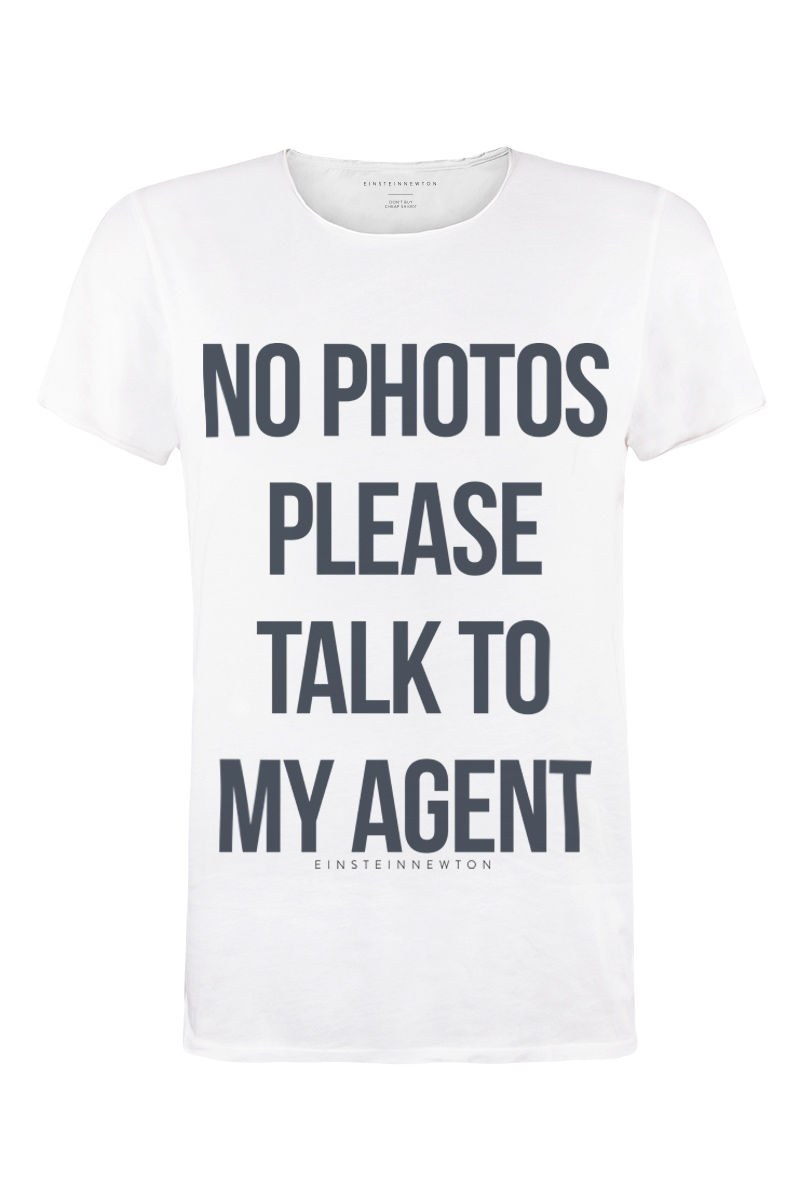 Bad Agent T-Shirt Bass