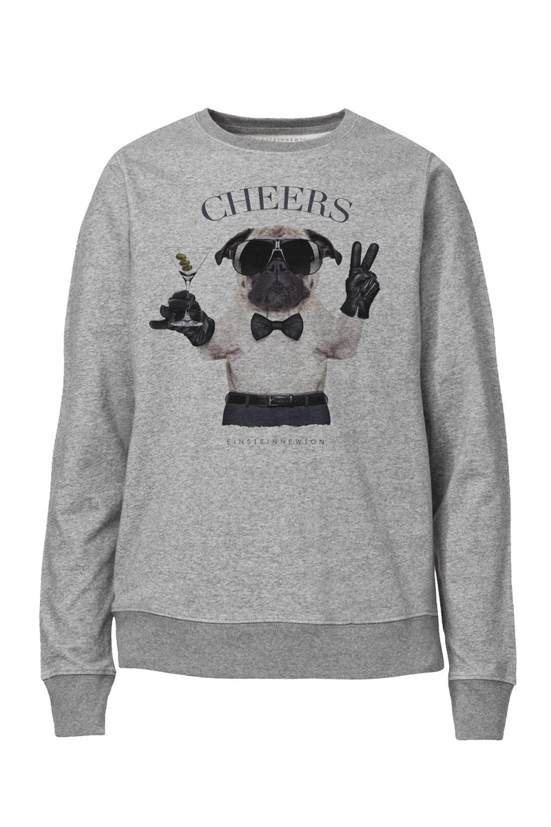 Martini Dog Sweater Raise
