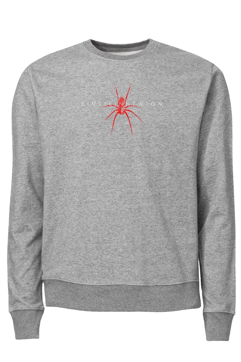 Spider Sweatshirt Raise
