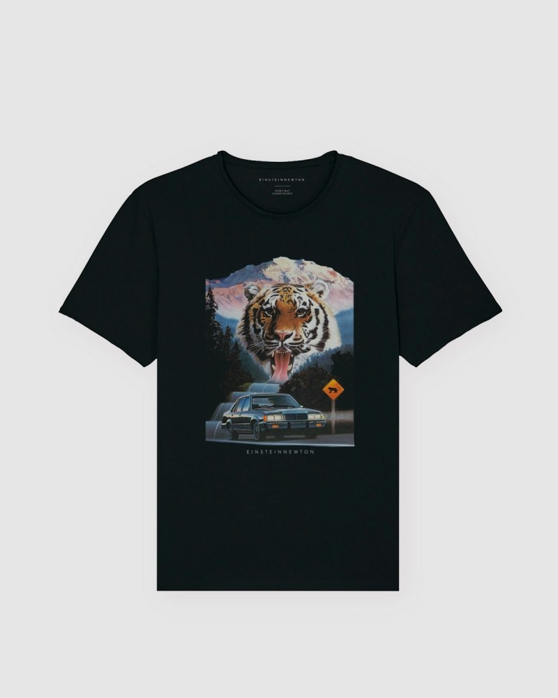 Street Tiger T-Shirt Bass
