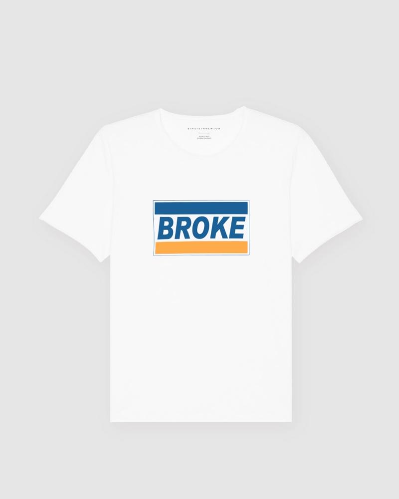 Broke T-Shirt Bass
