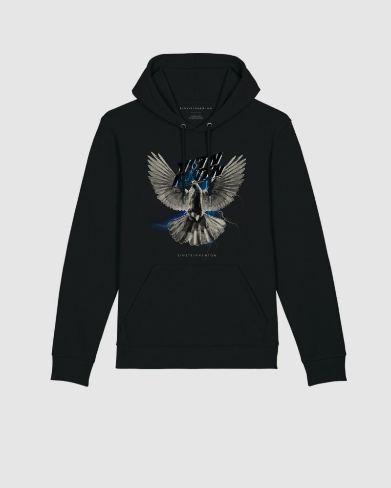 Black Bird Hoodie Nico Tin