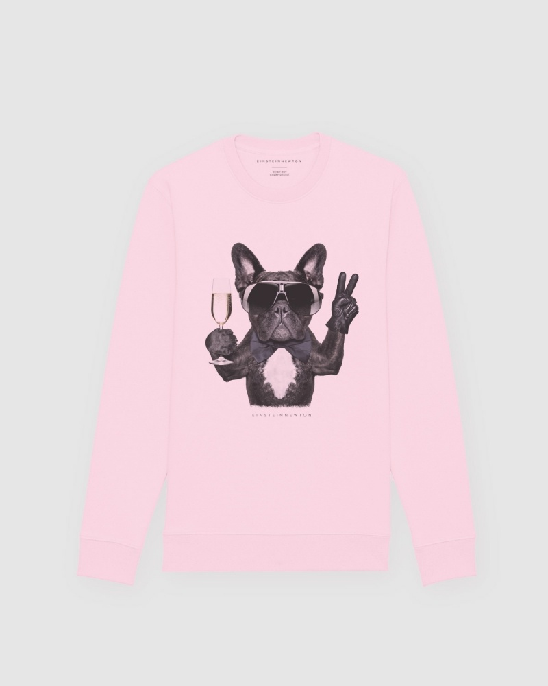 Champagne Dog Sweater Klara Geist