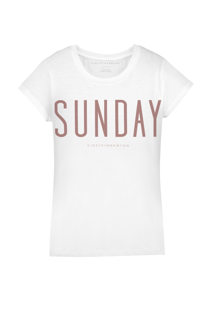 Tan Sunday T-Shirt Rodeo