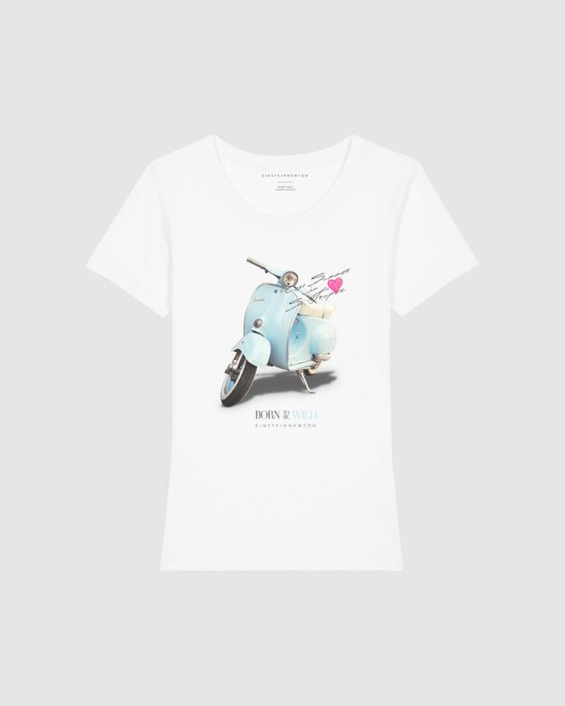 Born Wild T-Shirt Rodeo
