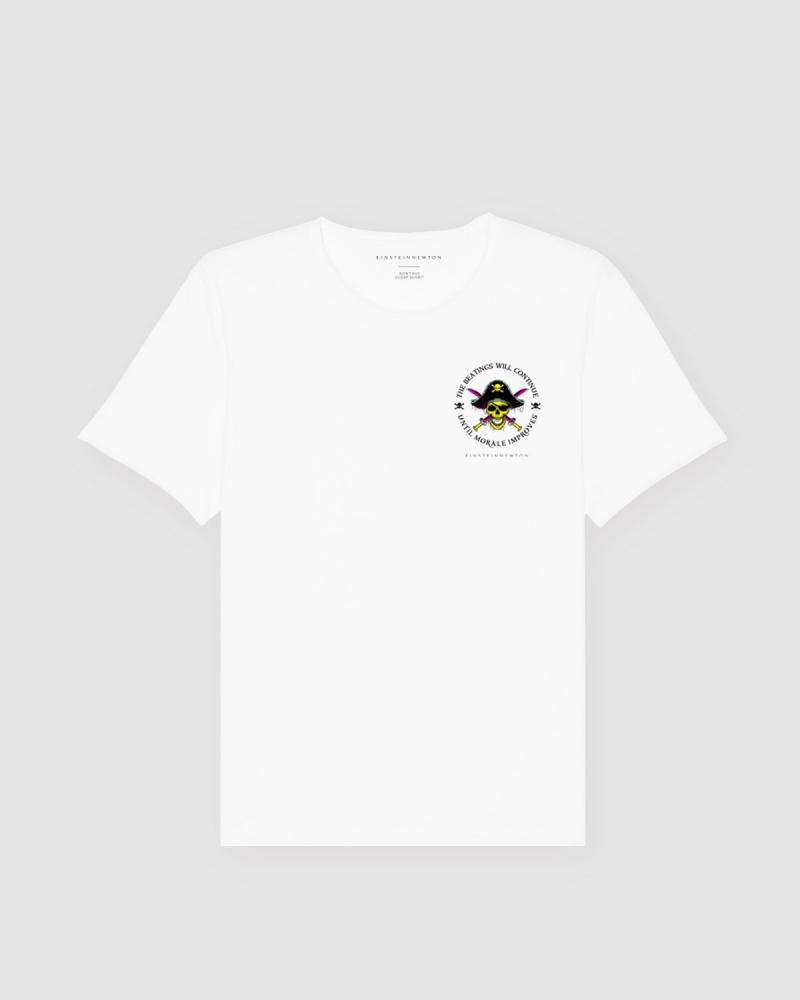 Neon Pirate T-Shirt Bass