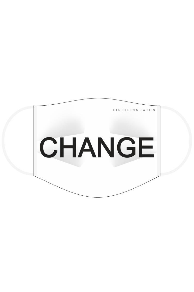 Change Mund-Nasen Maske