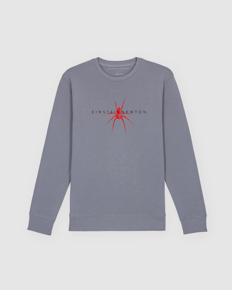Spider Sweatshirt Herr Kules