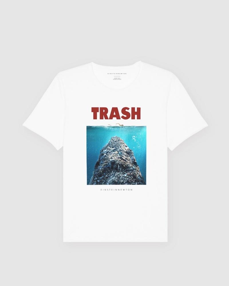 Trash T-Shirt Bass