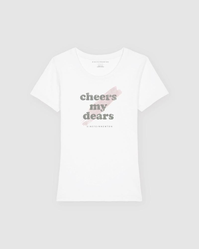 Cheers my Deers T-Shirt Rodeo