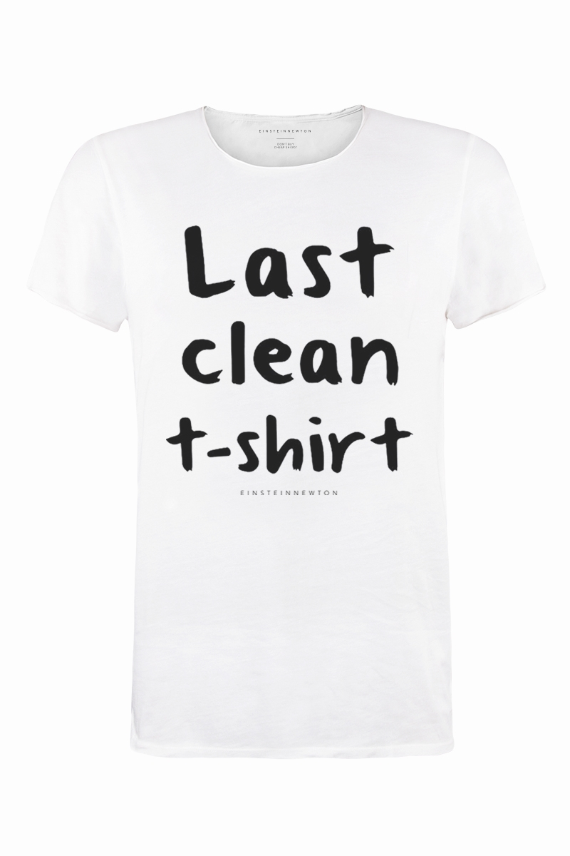 Clean T-Shirt Bass