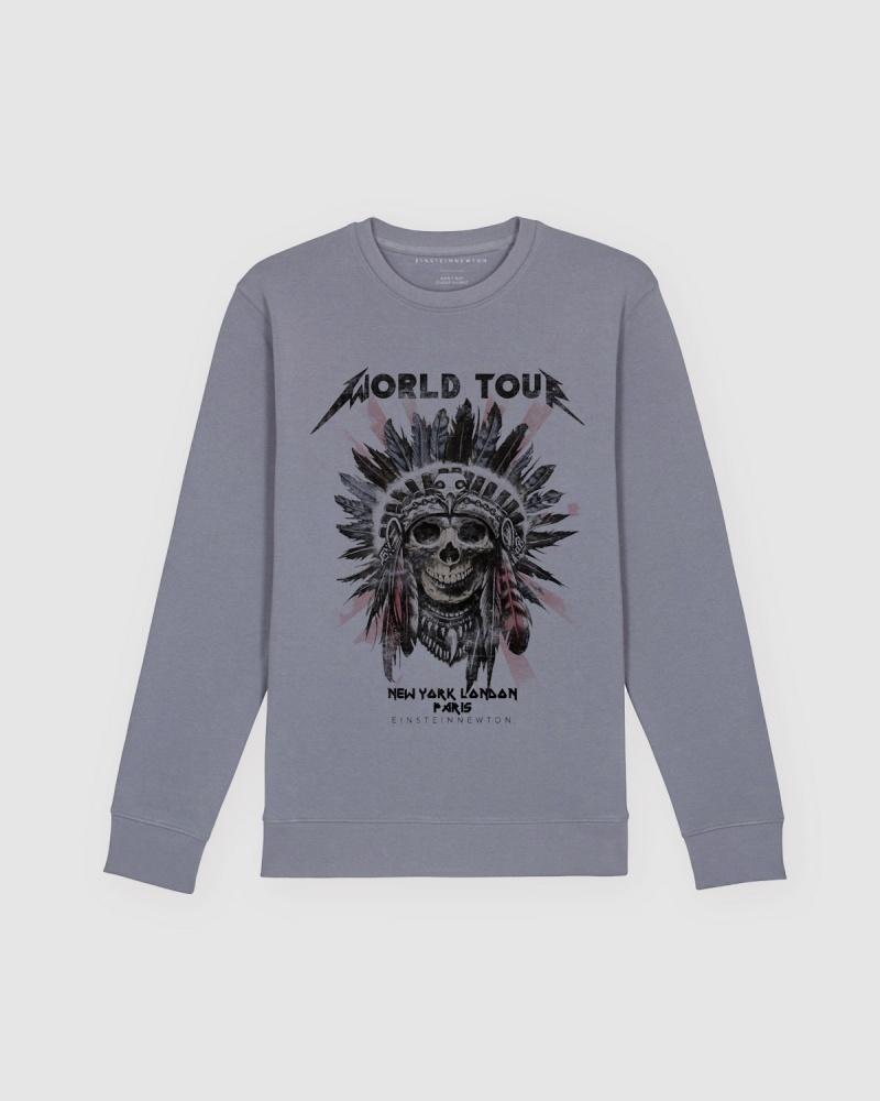 World Tour Sweatshirt Herr Kules
