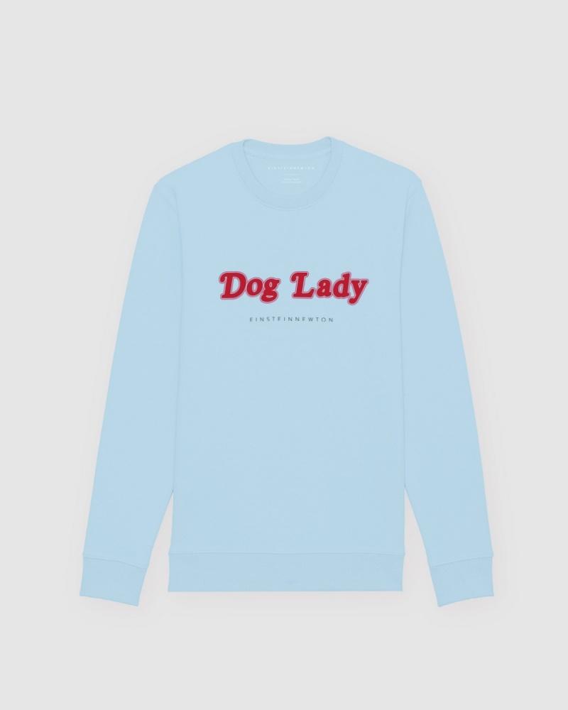 Dog Lady Sweatshirt Klara Geist