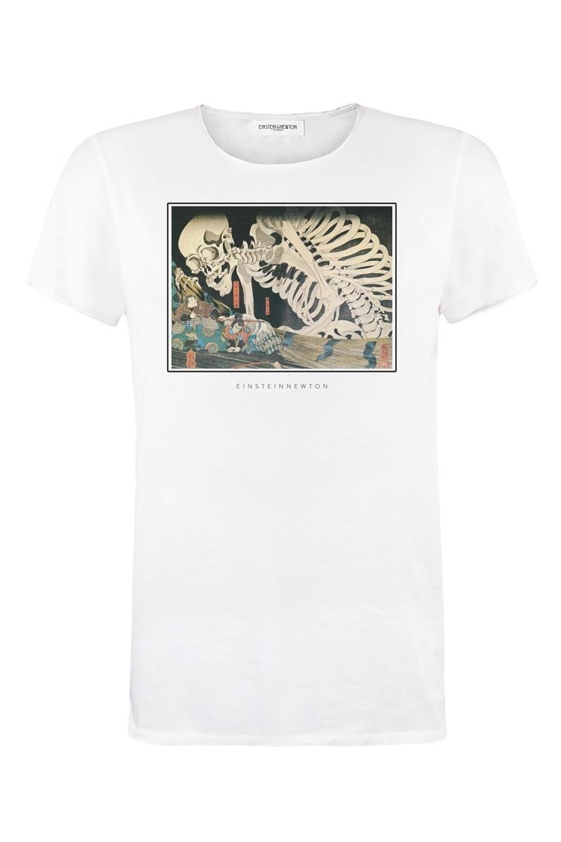 Skeleton T-Shirt Bass