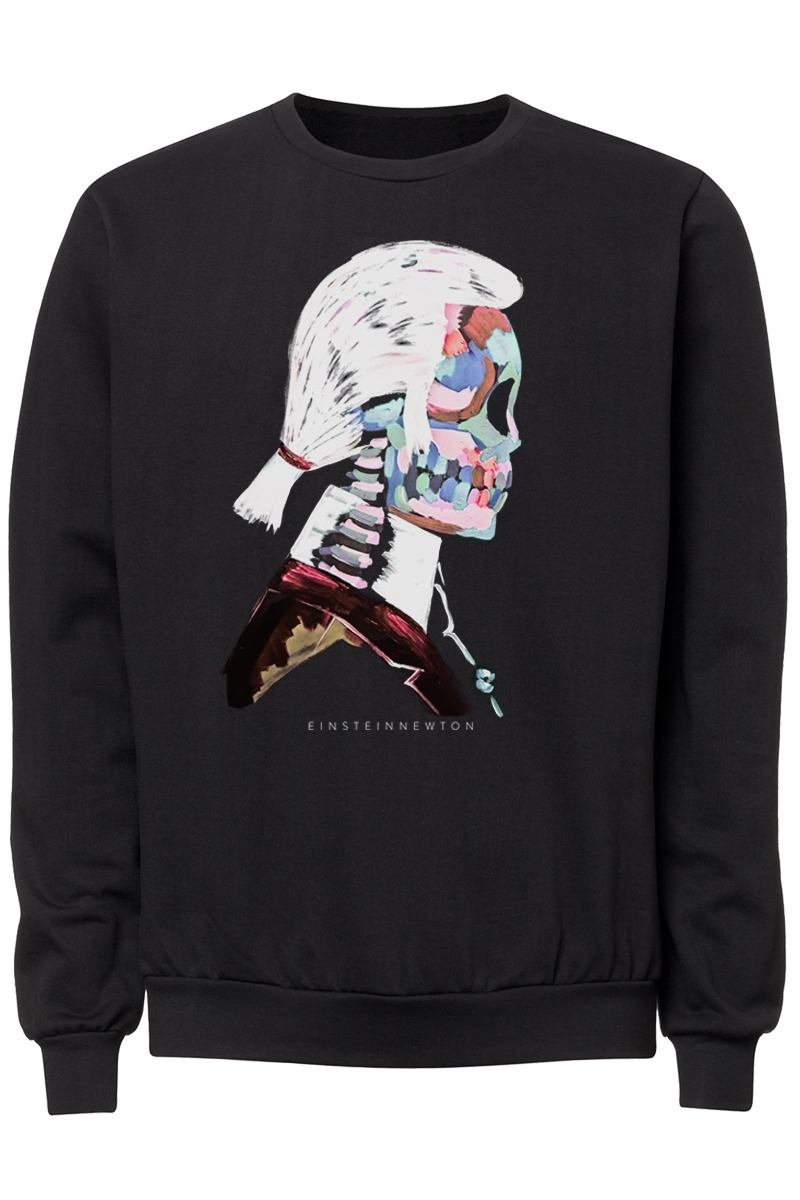 Fashion Art Sweatshirt Raise