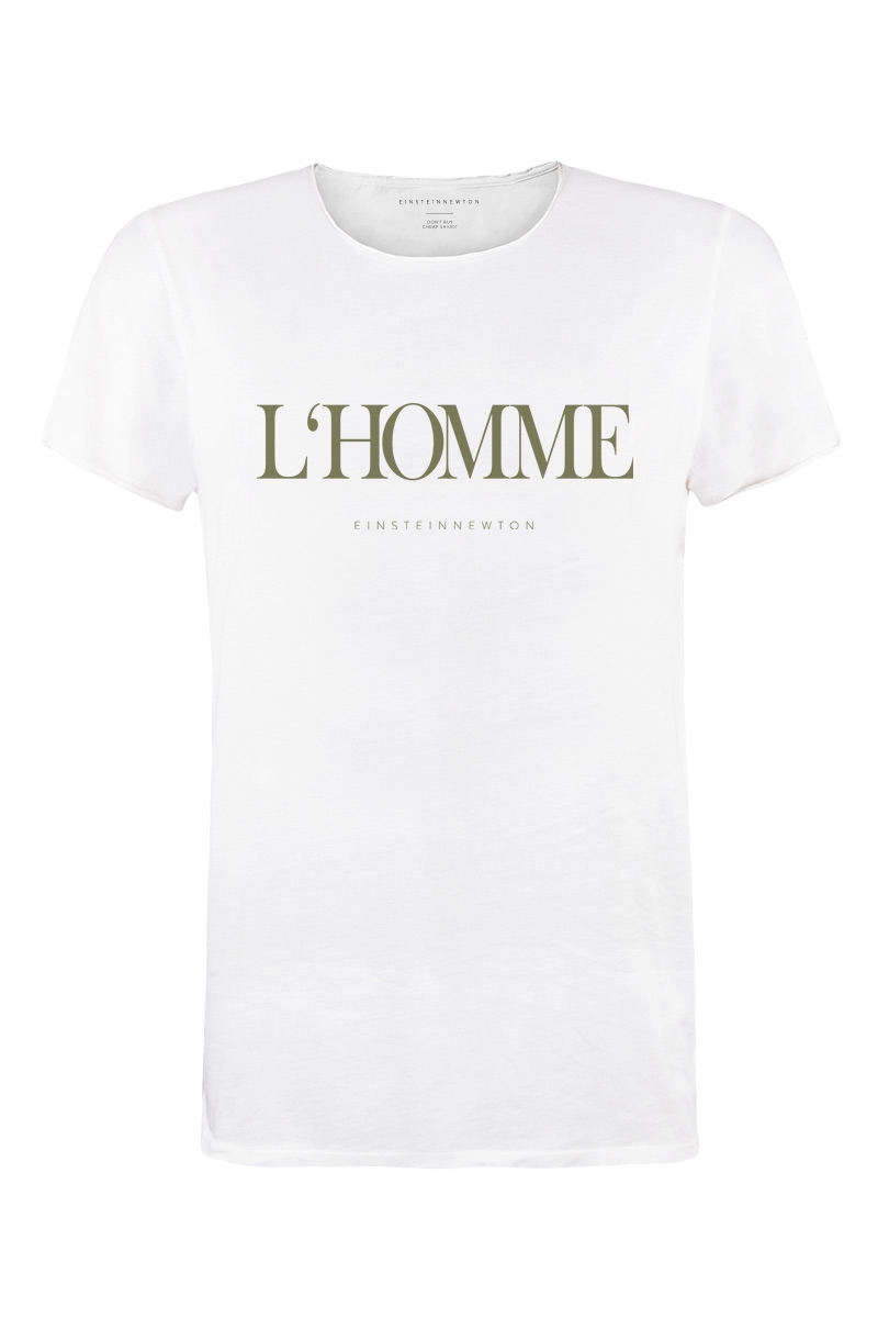 L-Homme T-Shirt Bass