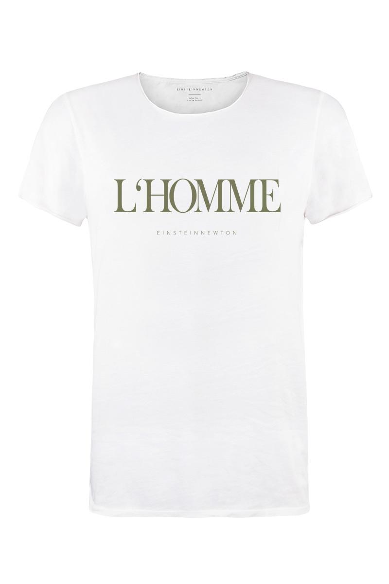 L-Homme T-Shirt Bass