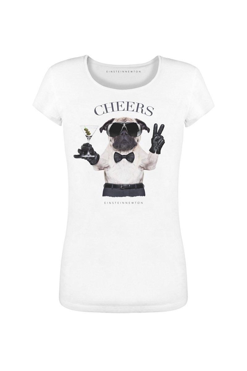 Martini Dog Shirt Emma