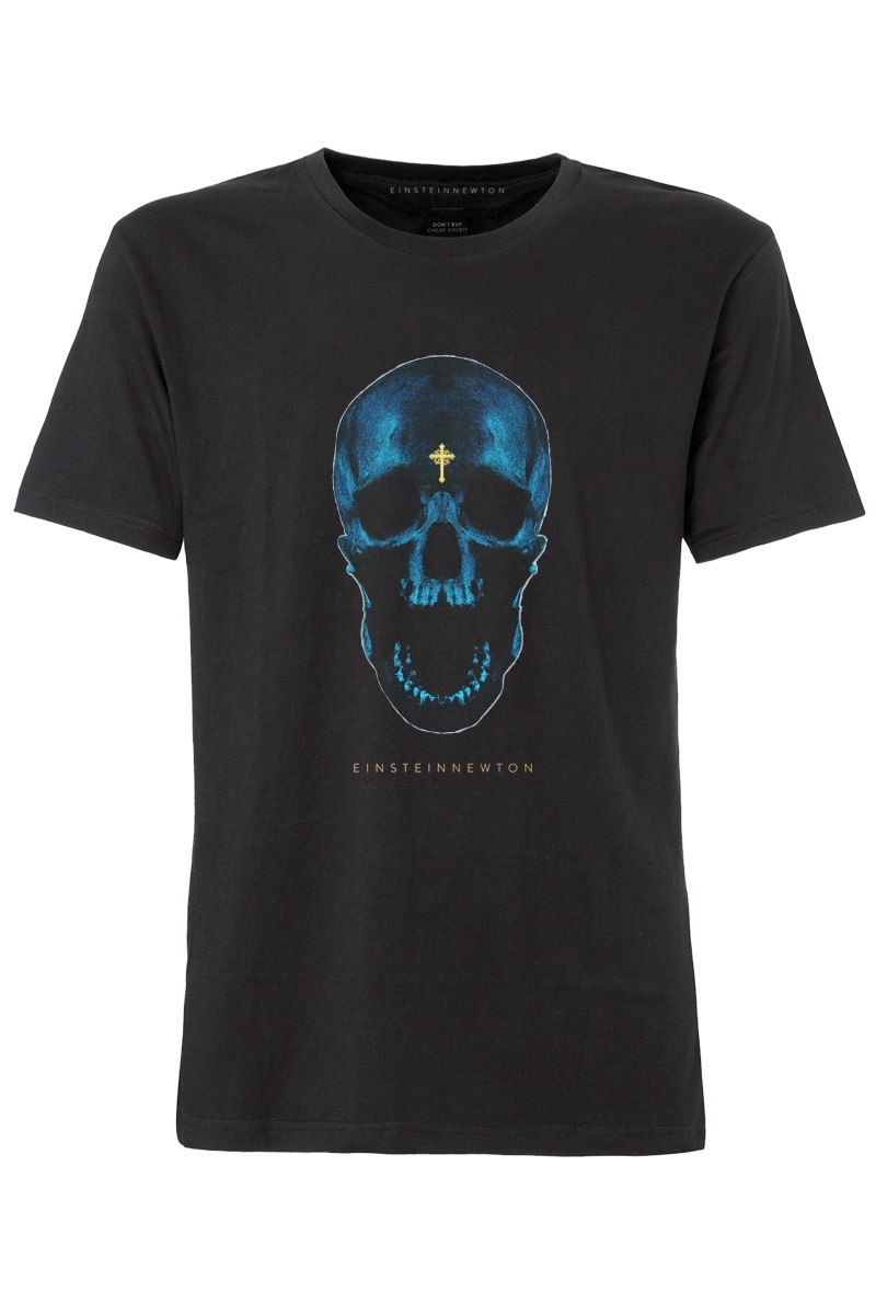 Black Skull T-Shirt Air