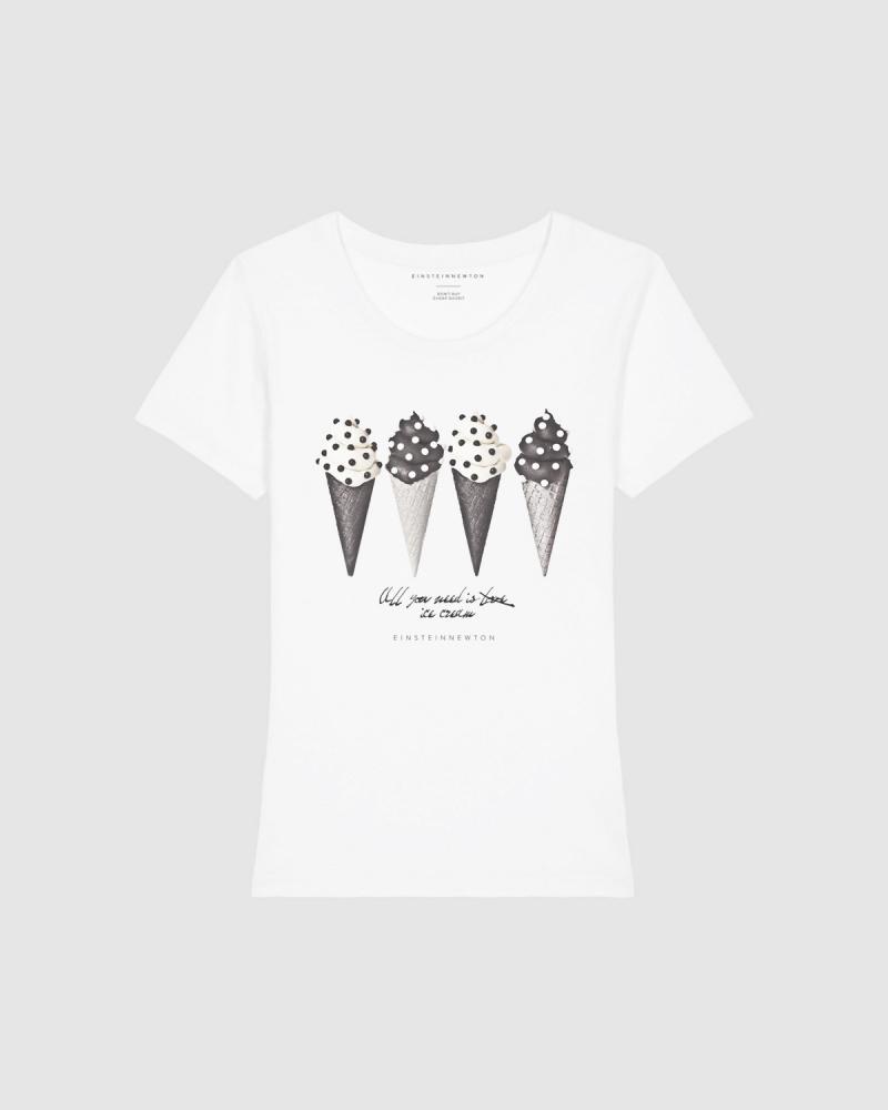 Need Ice Cream T-Shirt Rodeo