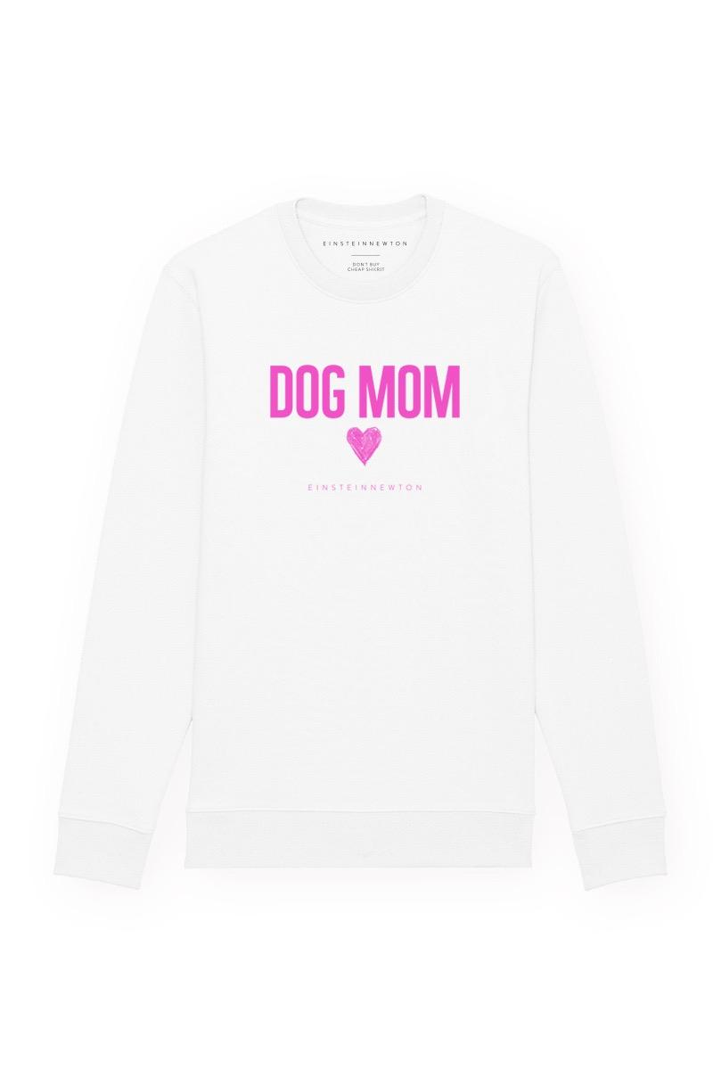 Dog Mom Pinky Sweatshirt Klara Geist