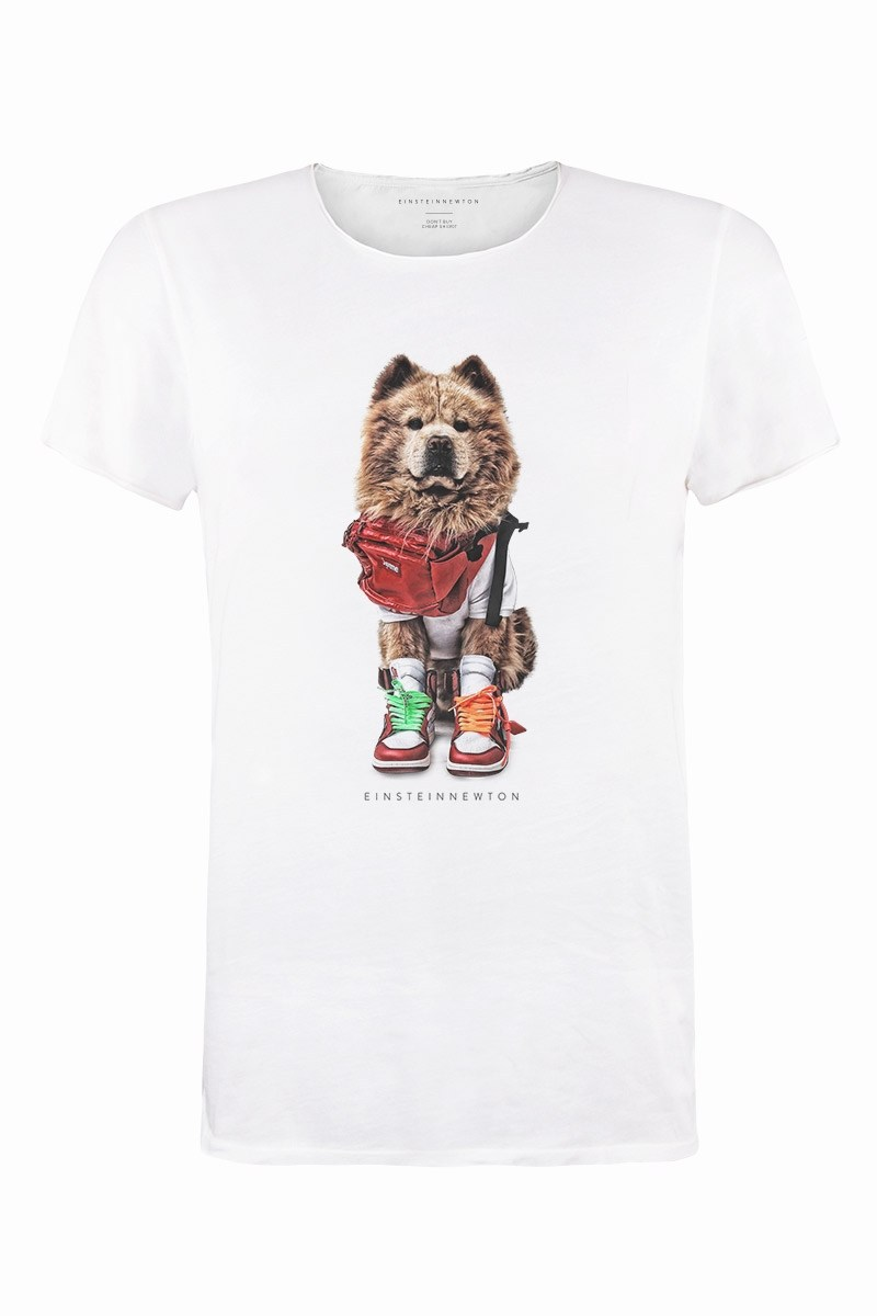 Boost Dog T-Shirt Bass