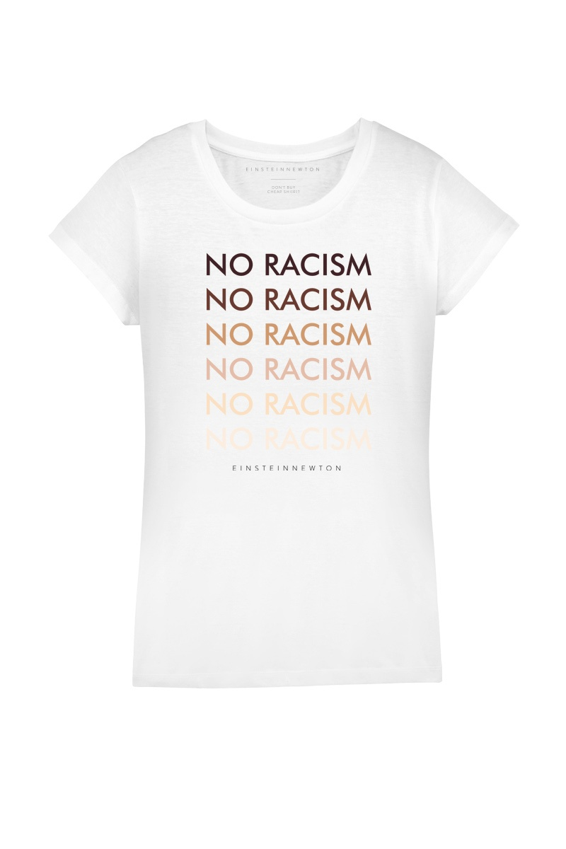No Racism T-Shirt Rodeo