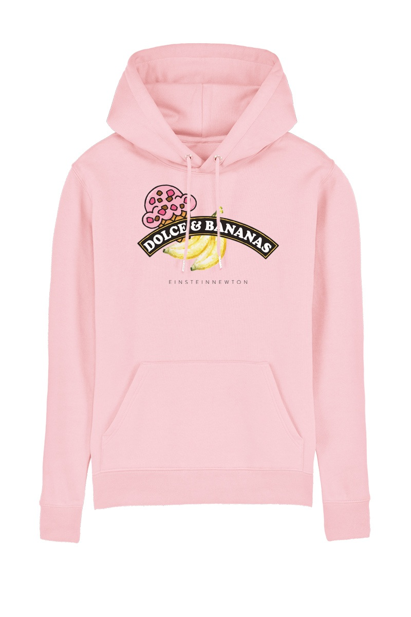 Dolce Ice Hoodie Brun Hilde