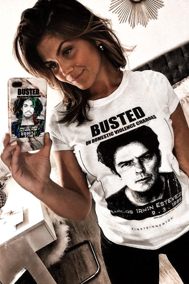 Carlos T-Shirt Rodeo