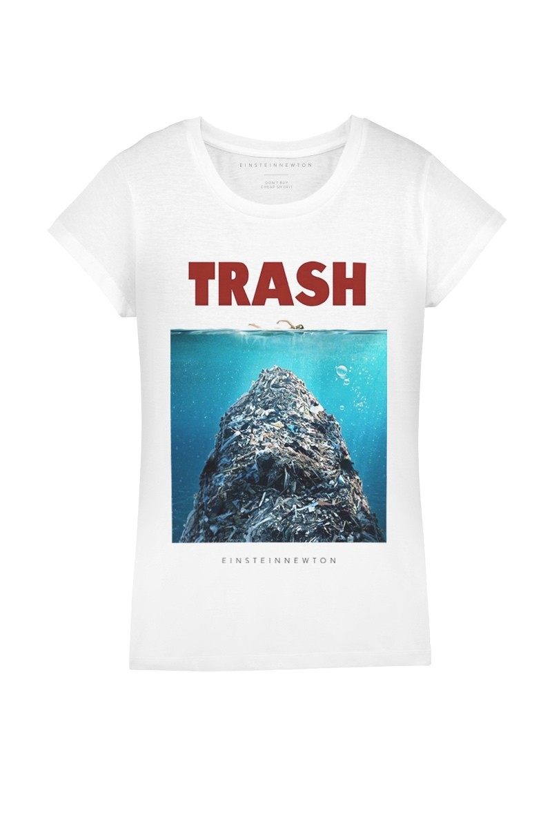 Trash T-Shirt Rodeo