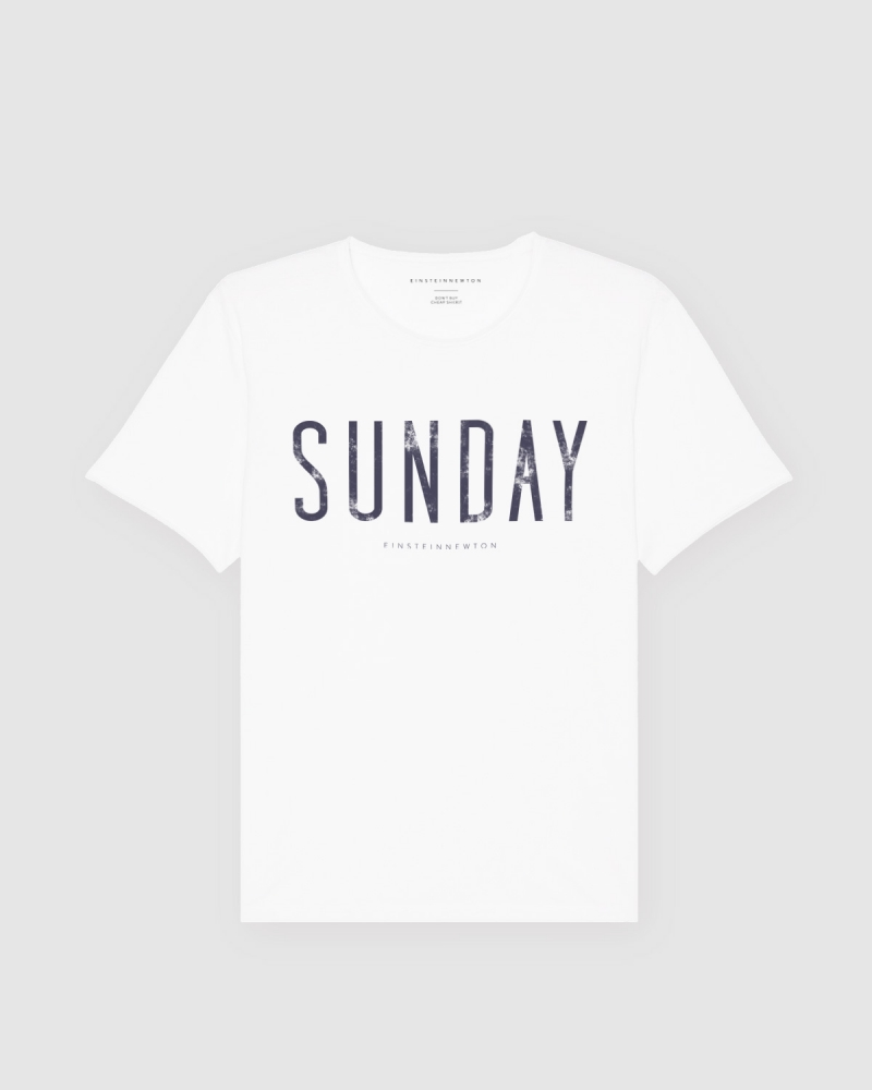 Dusk Sunday T-Shirt Bass