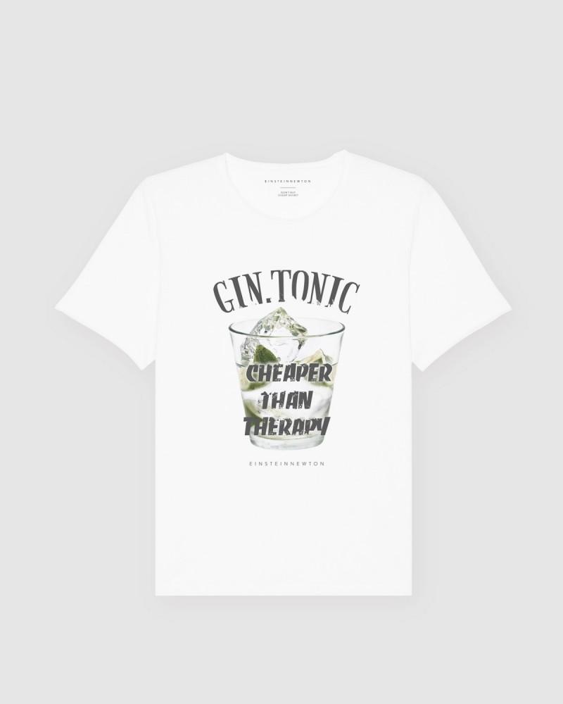 Gin Tonic T-Shirt Bass