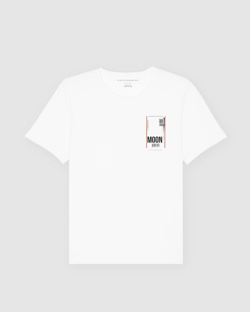 Moon Ticket T-Shirt Bass