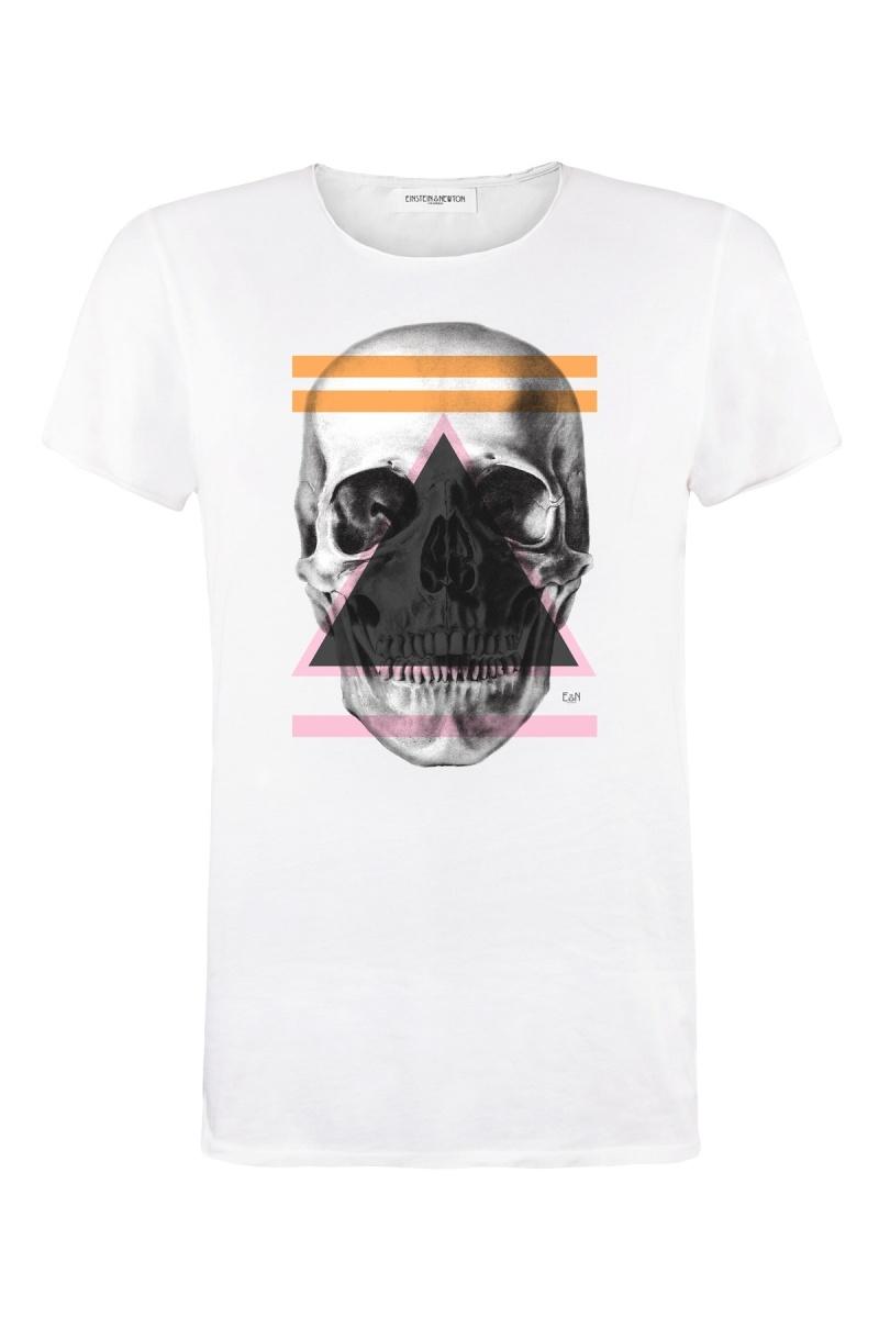 Geo Skull T-Shirt Bass